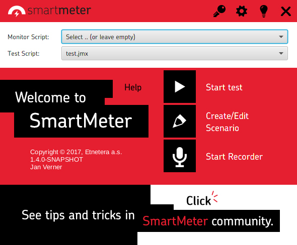Full reference | SmartMeter