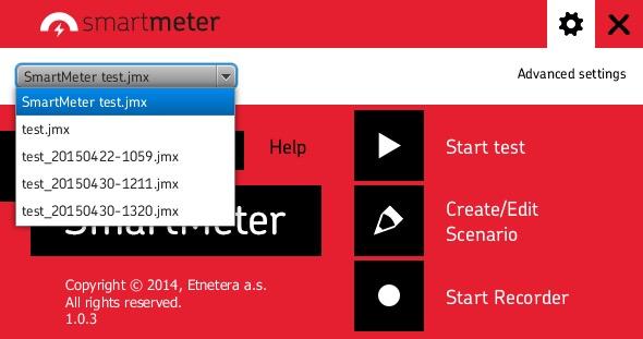 SmartMeter – výsledky