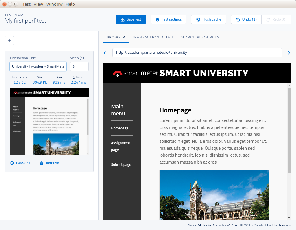 Quick guide | SmartMeter