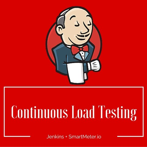 How to set up SmartMeter.io for Continuous Load Testing with Jenkins
