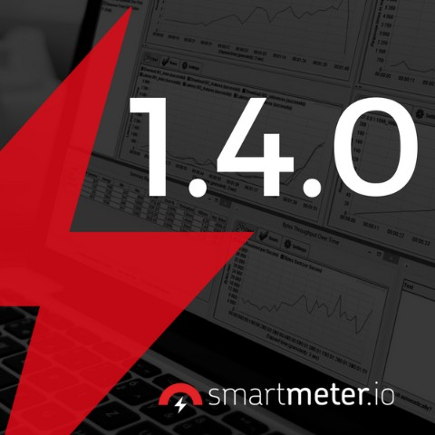 What's new in SmartMeter.io 1.4.0