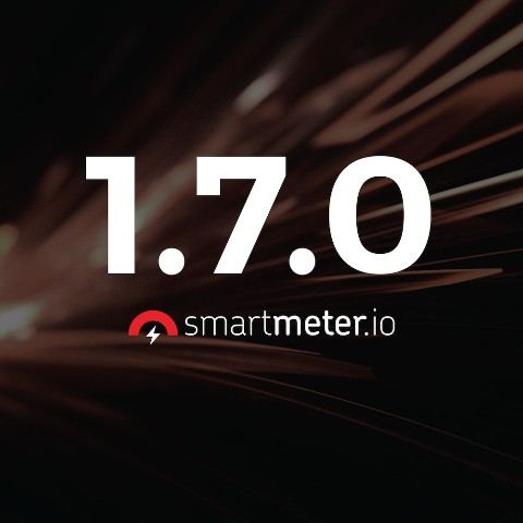 What's new in SmartMeter.io 1.7.0