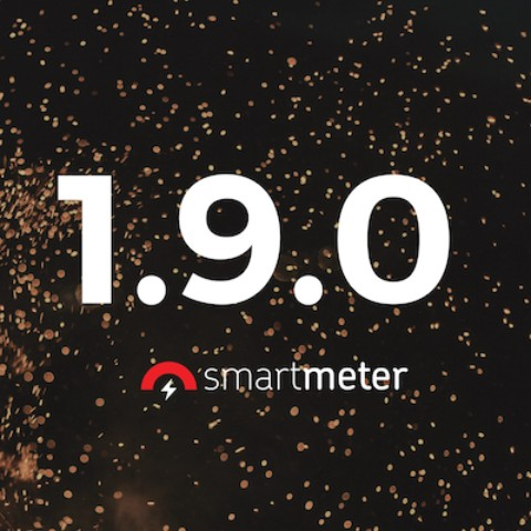 What's new in SmartMeter.io 1.9.0
