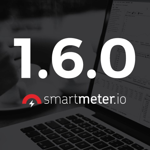 What's new in SmartMeter.io 1.6.0